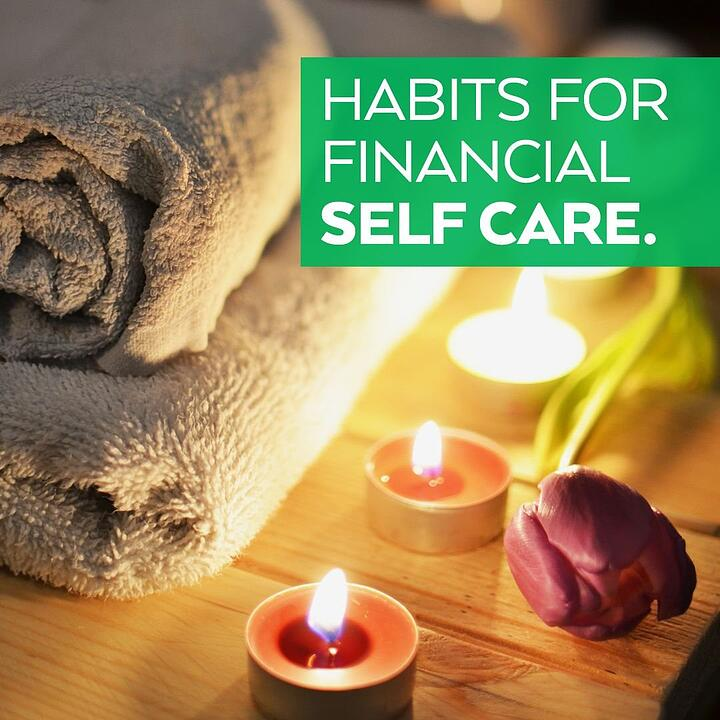 Habits for Financial Self Care