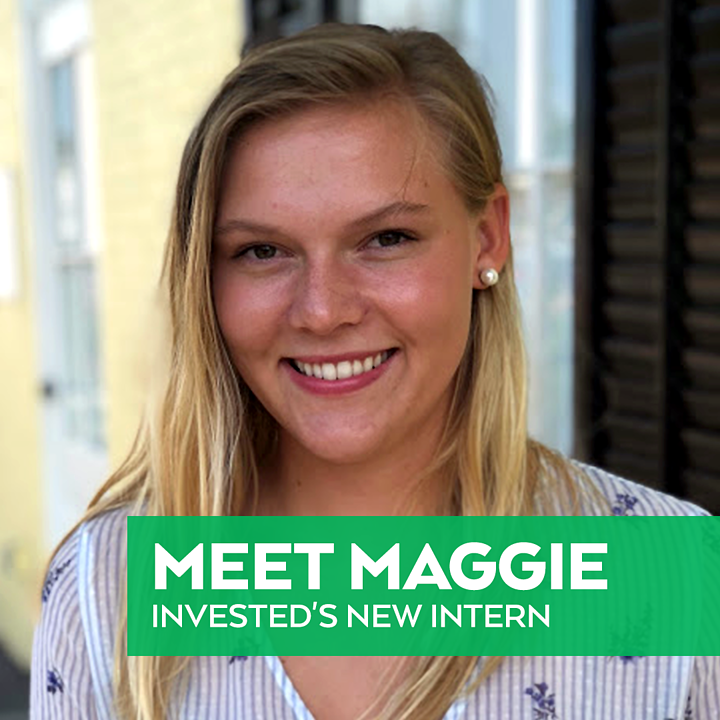 Meet Maggie!