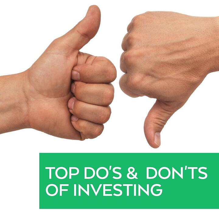 Top Dos And Donts Investing