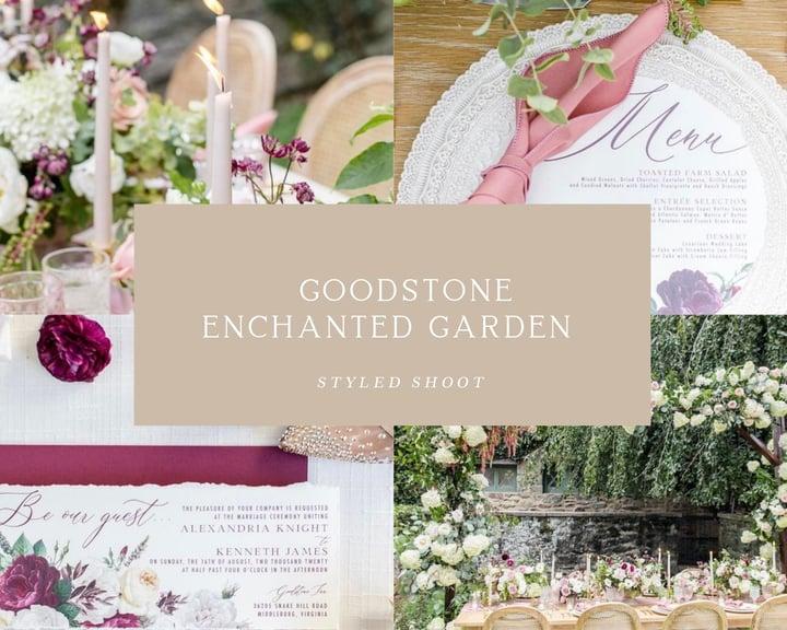Virginia Wedding Inspiration - Enchanted Garden Party