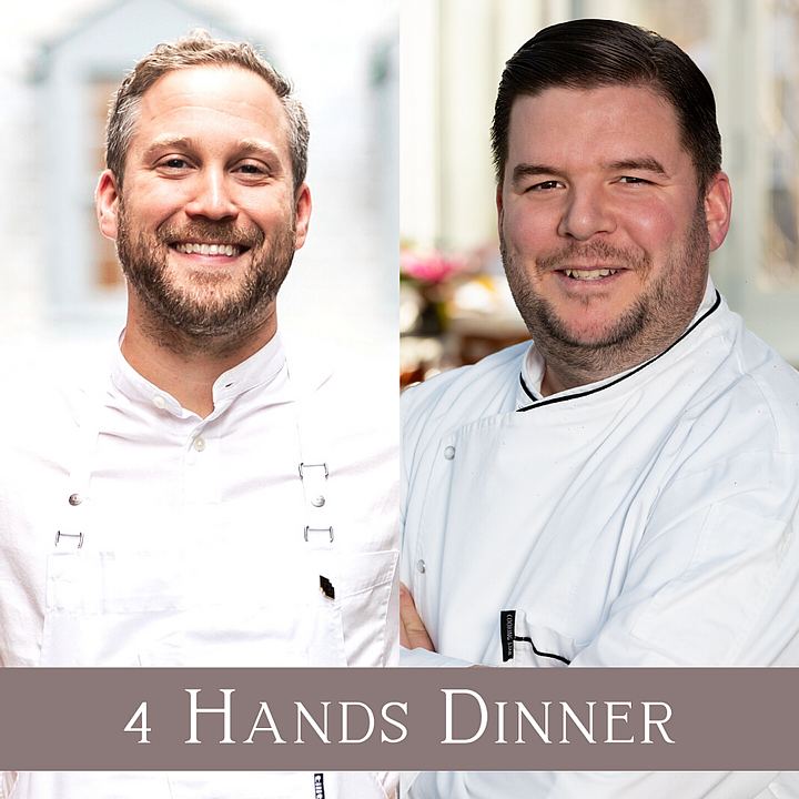 A Special 4 Hands Dinner