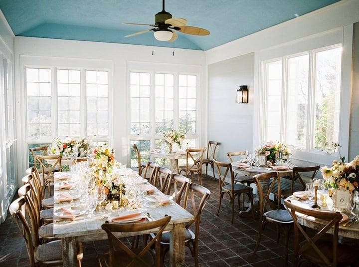 A Light and Airy Girls Getaway, Middleburg VA || The Goodstone Inn