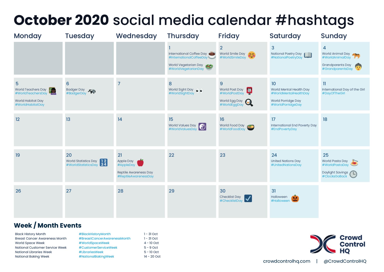 October-2020-Calendar