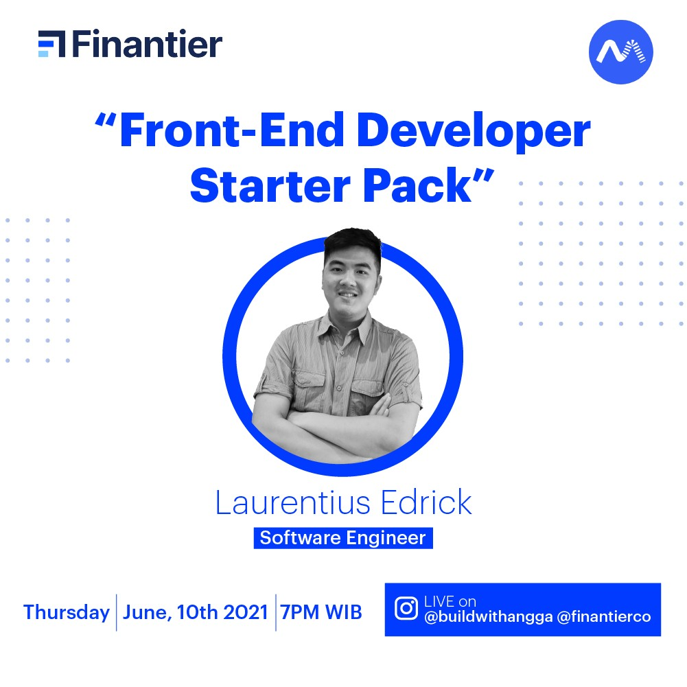 BuildWith Angga x Finantier: Front-End Developer Starter Pack