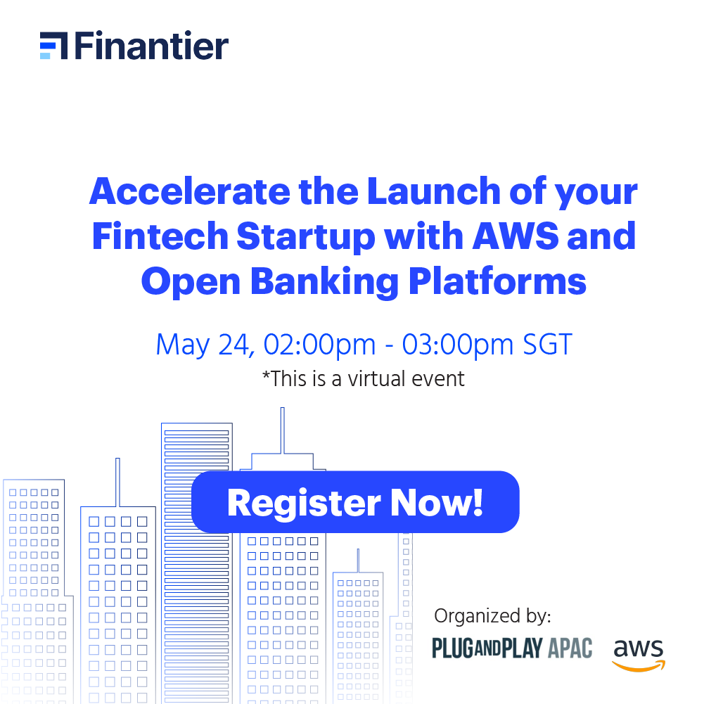 Plug and Play APAC: Accelerate the Launch of your Fintech Startup with AWS and Open Banking Platforms