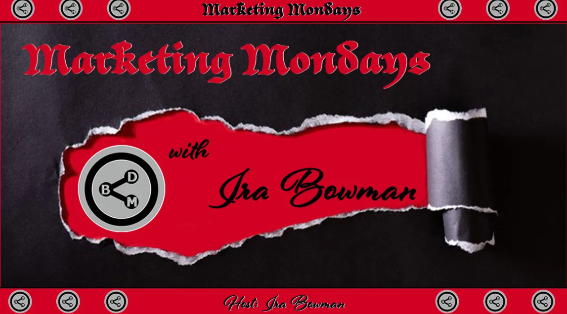 Holly McCully Featured on Marketing Mondays Podcast with Ira Bowman