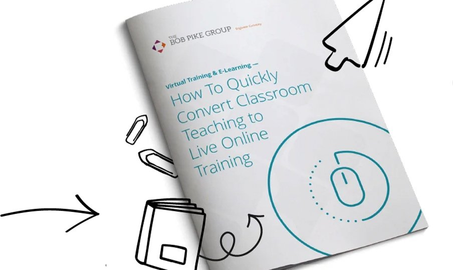 How To Quickly Convert Classroom Teaching to Live Online Training