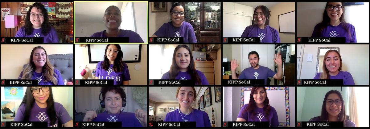 KIPP Socal for Swag.com