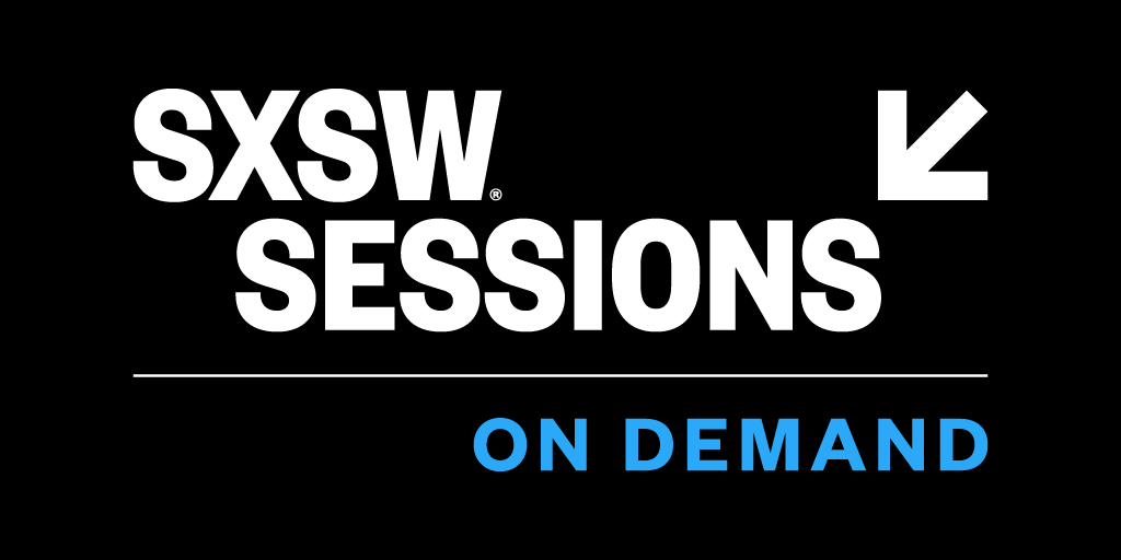 SXSW Sessions on Demand Banner