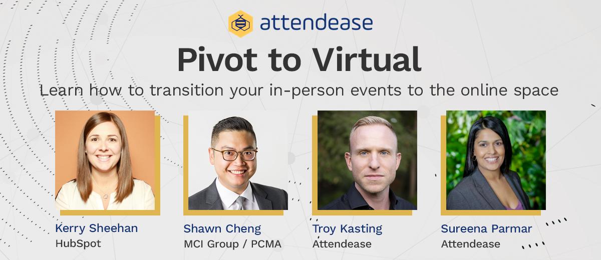 pivot to virtual banner
