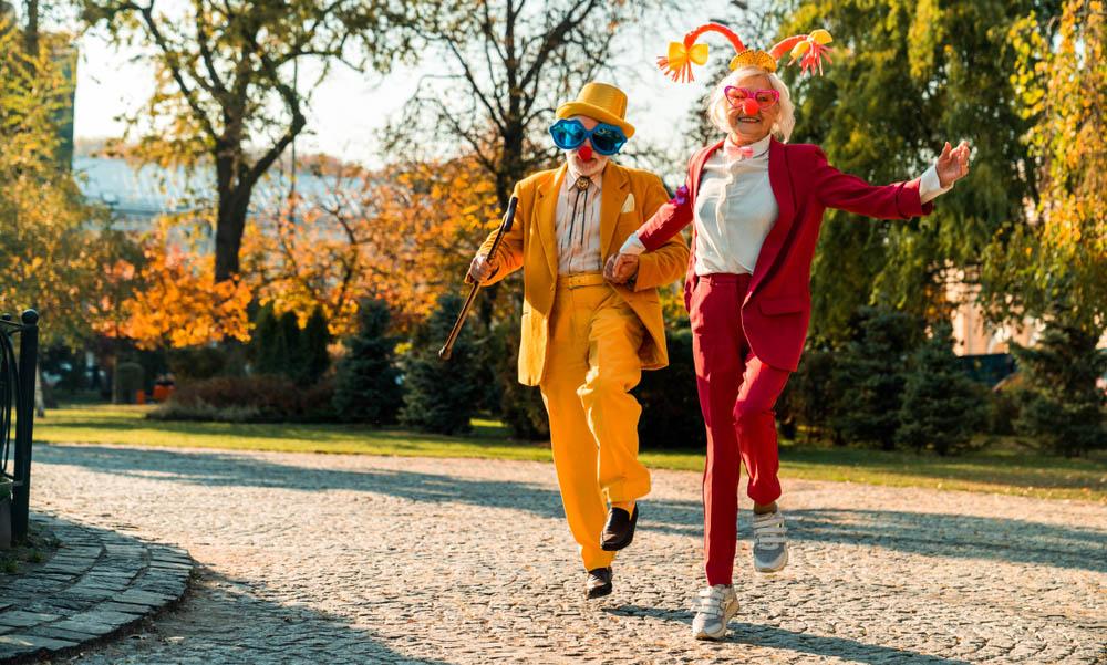Thumbnail for Walktober Spirit Weeks: Walk and Be Rewarded