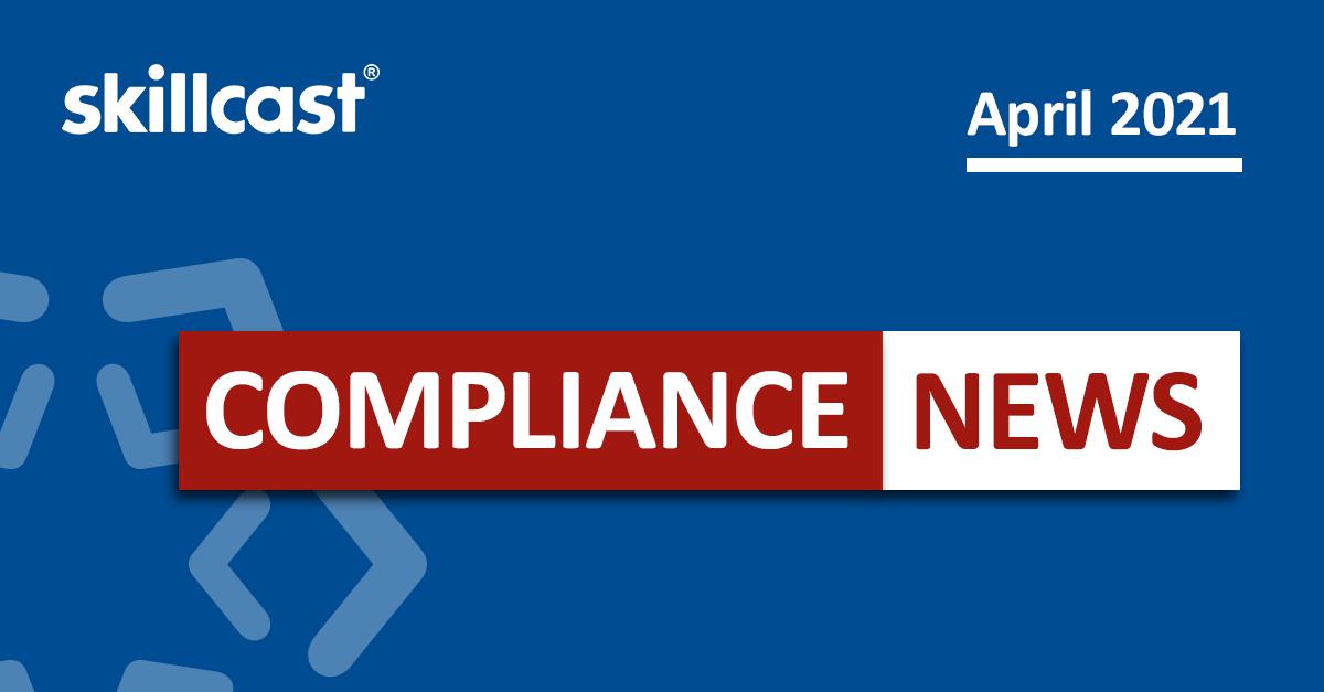 Compliance News   April 2021