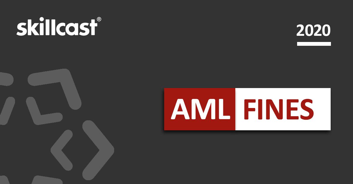 Biggest AML Fines of 2020