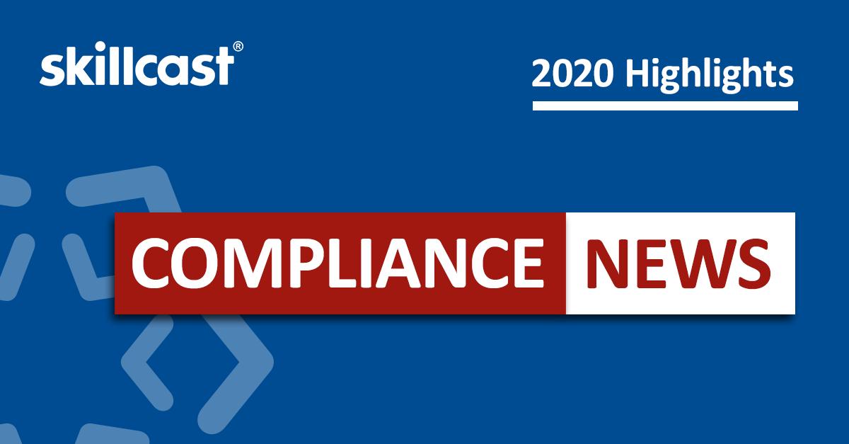 Compliance News Highlights   2020