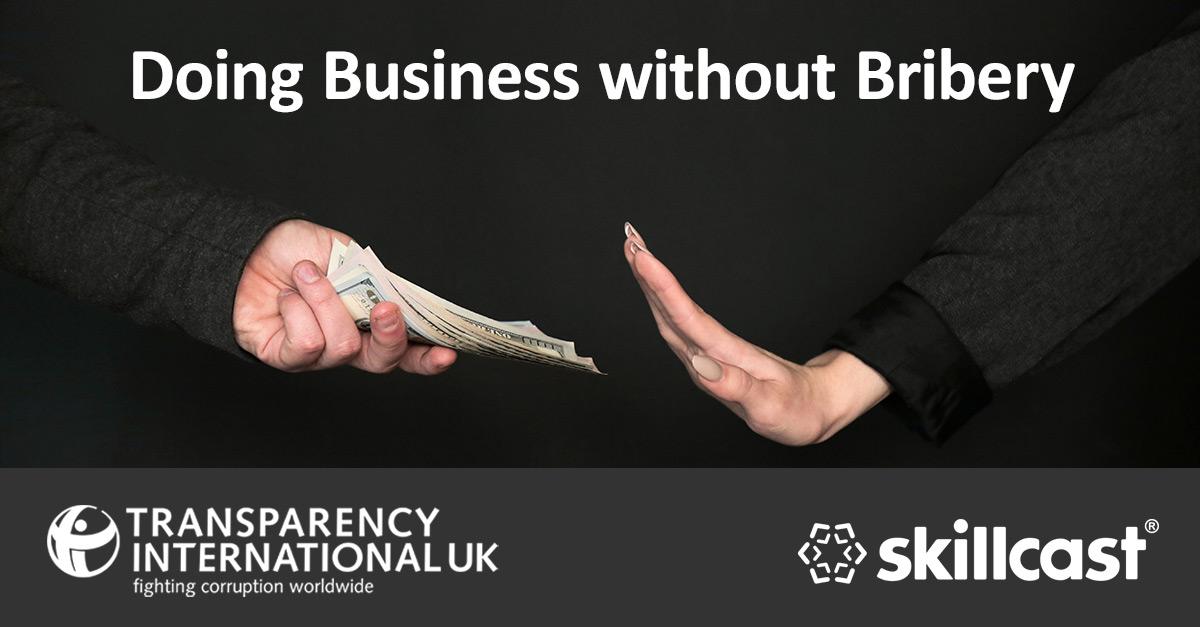 Transparency International Anti-Bribery Training