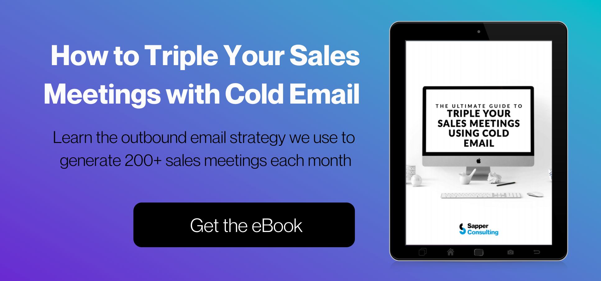 How to Triple Your Sales Meetings