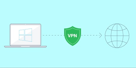 Een VPN installeren in Windows 10, 8 of 7