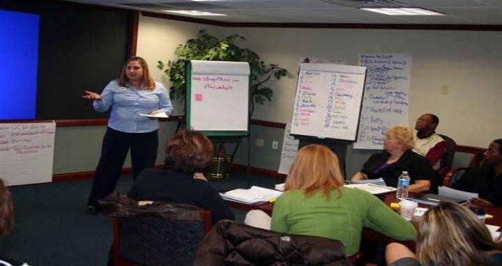 understanding the training presentation