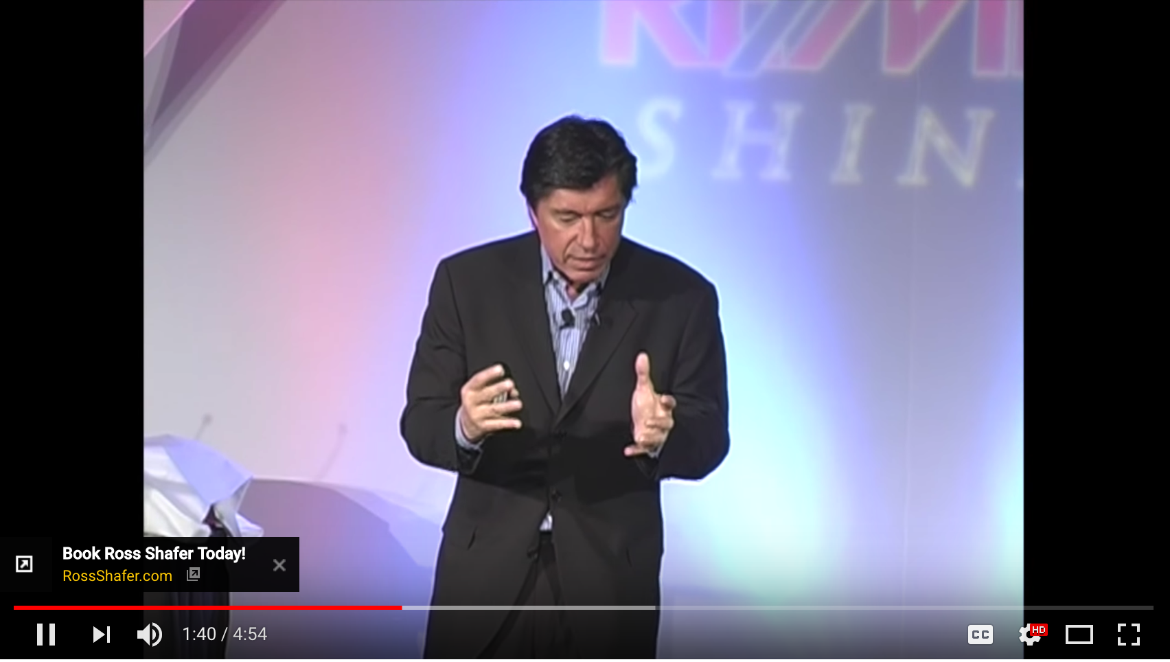 What Customers Need From You Today - Ross Shafer Still-1