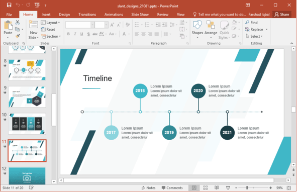 3 Free Ppt Templates To Make Your Training More Memorable Lms By Mindflash