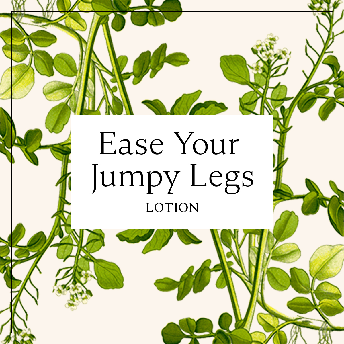 Essential Oils for Jumpy Legs: A Lotion Recipe