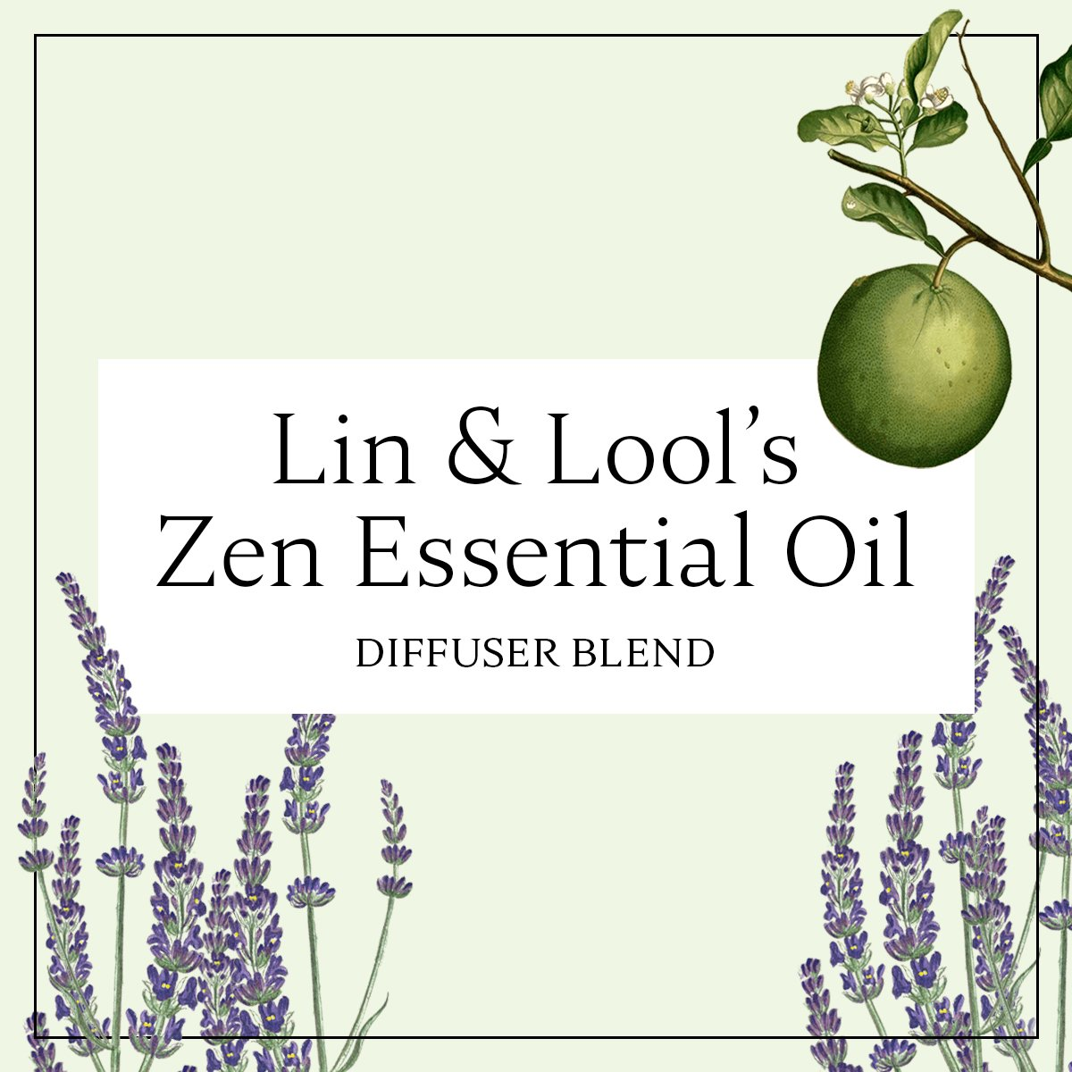 Diffuser Blend: Essential Oils for Zen