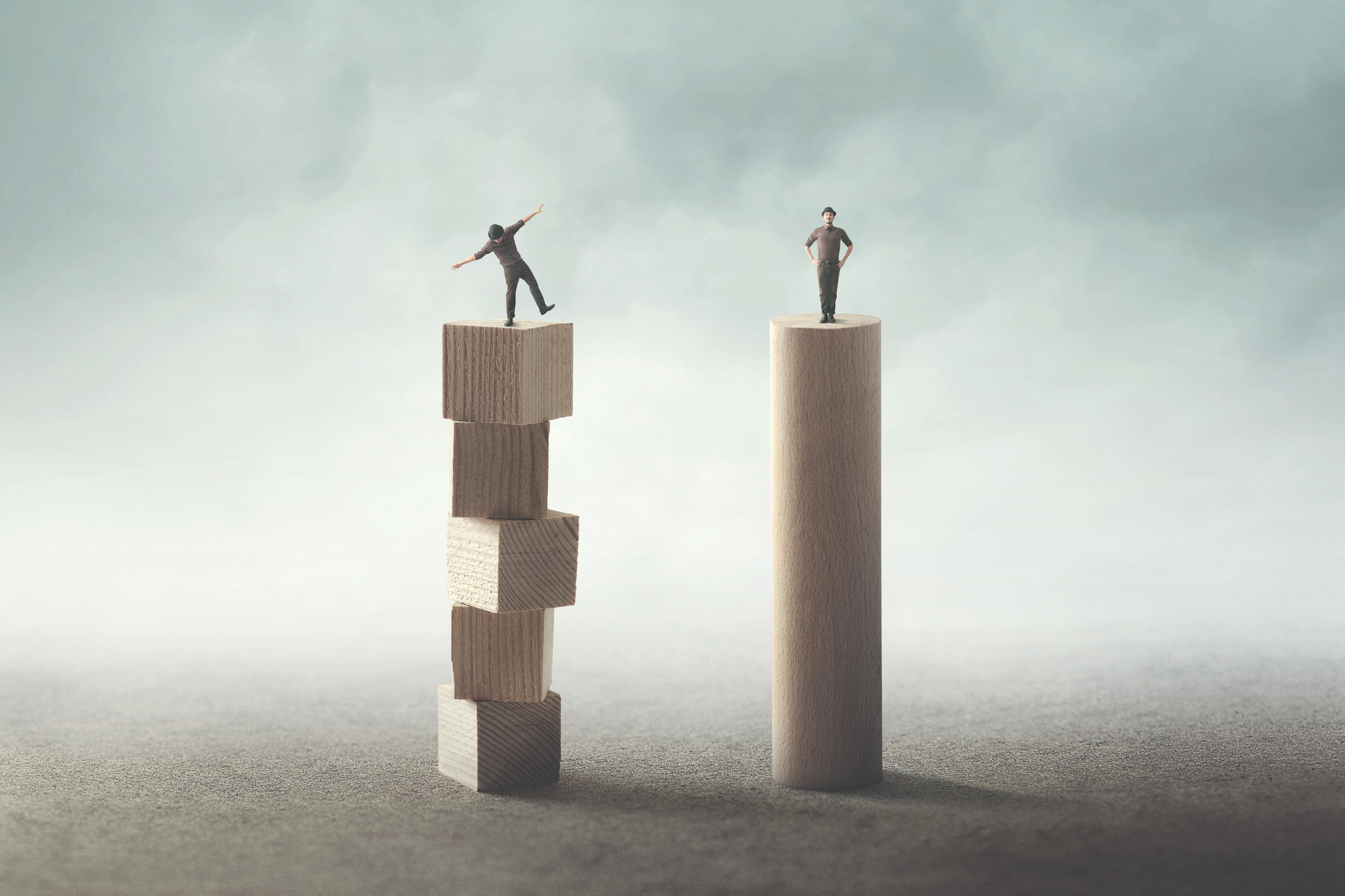 Overconfidence - Un male insuperabile? L'etica dice di sì.