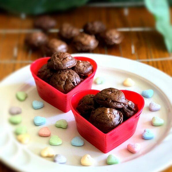 chocolatetrufflecookies