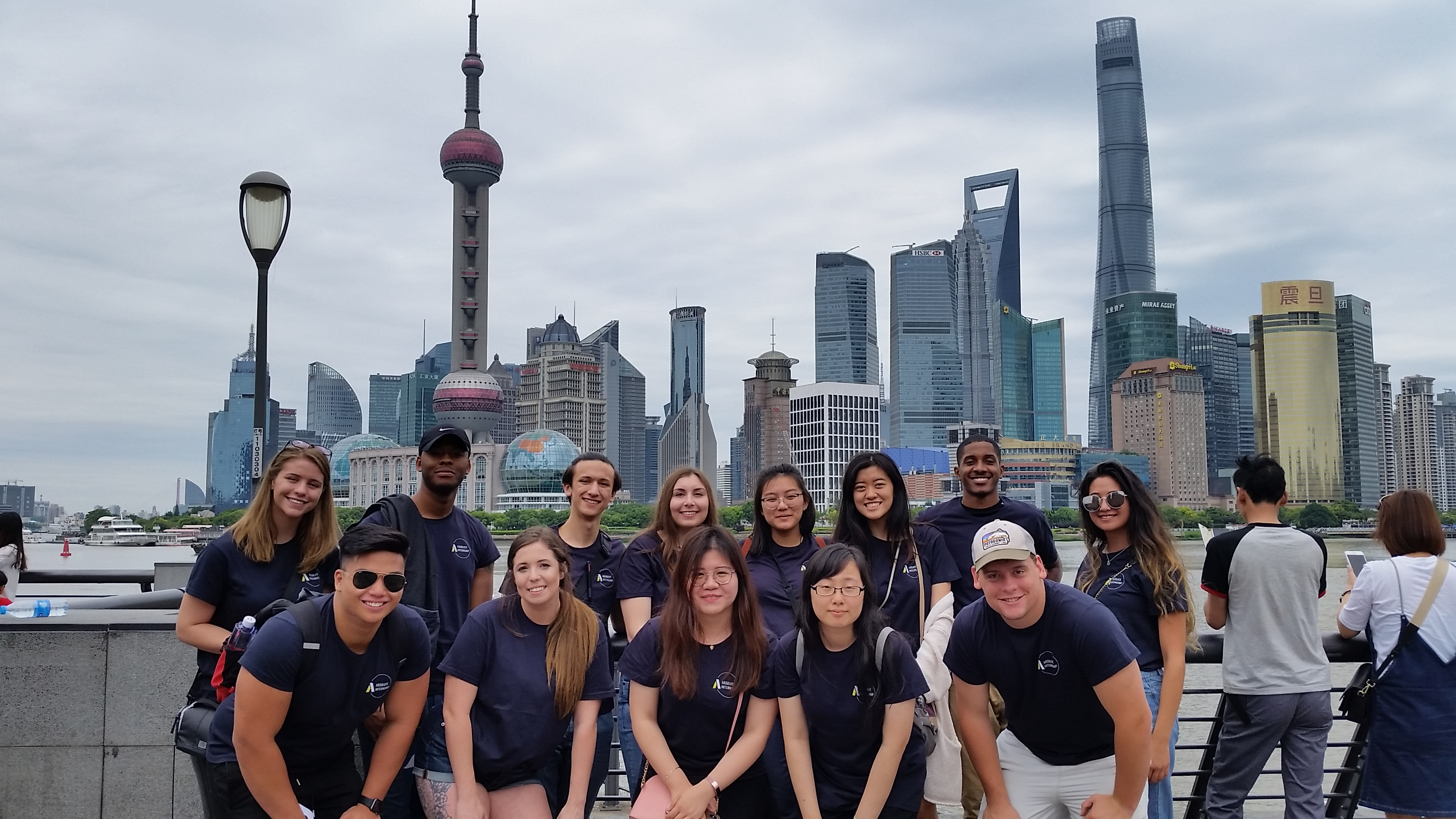 Shanghai Absolute Internship Program
