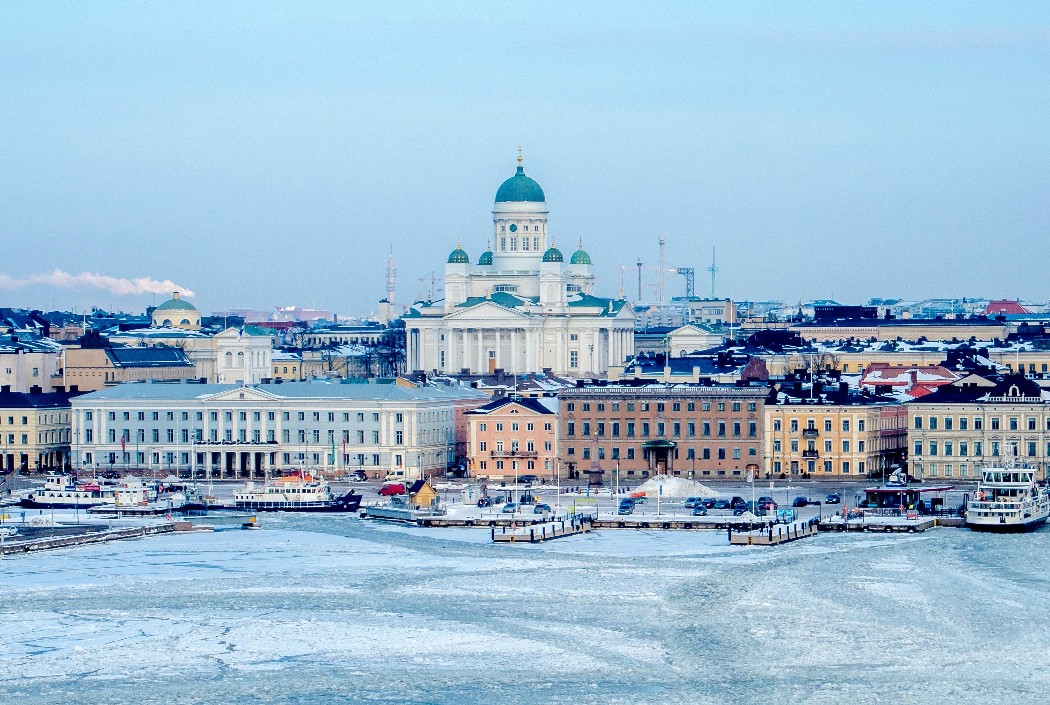 Landscape of Helsinki