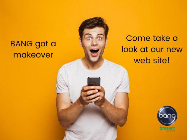 New web site