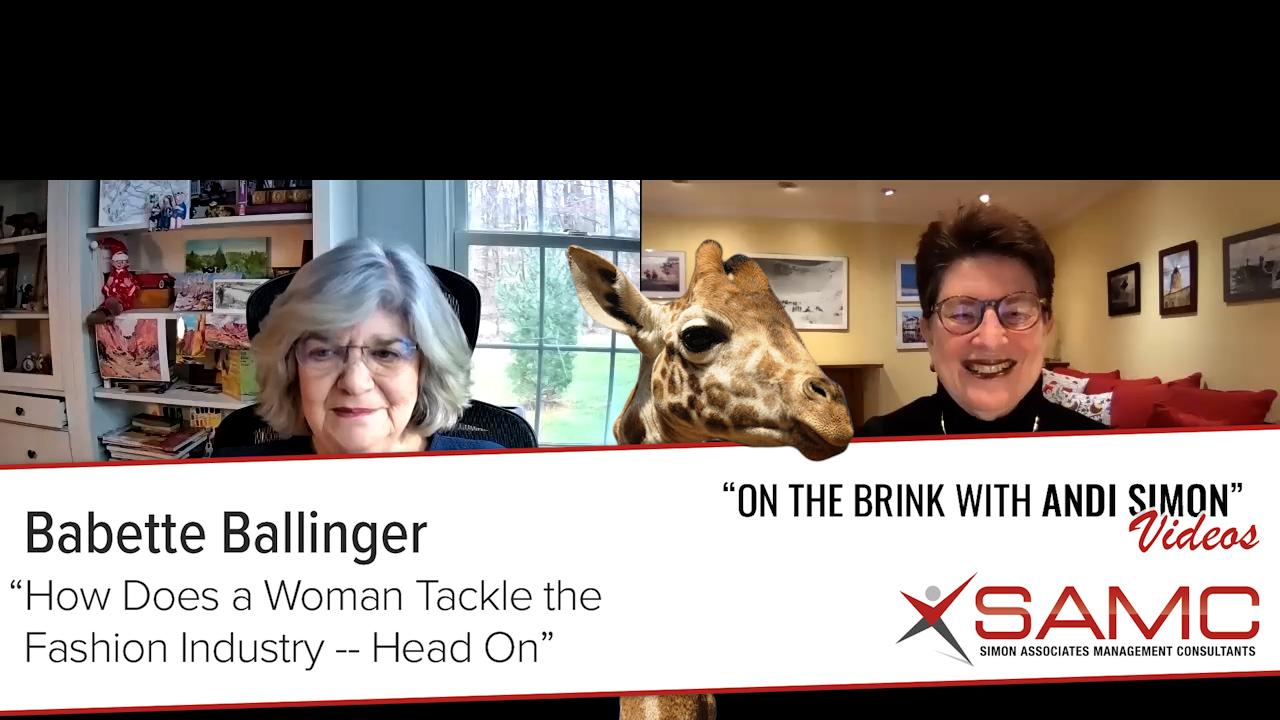 Babette Ballinger video