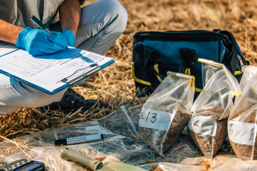 soil tests for ground stabilization