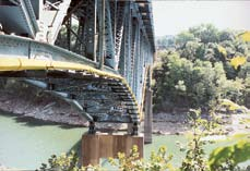 yelomine on bridge