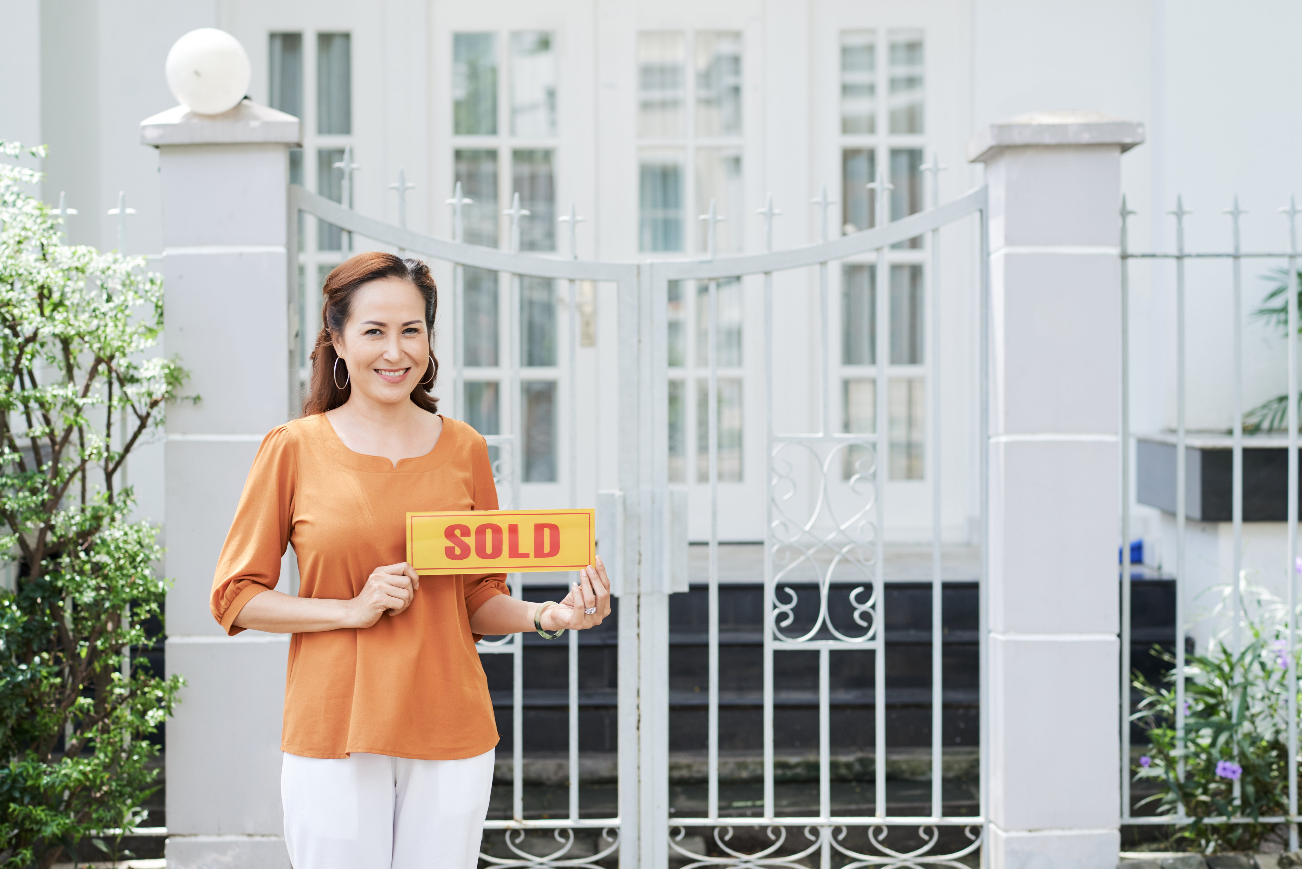 Taking advantage of January's real estate lull