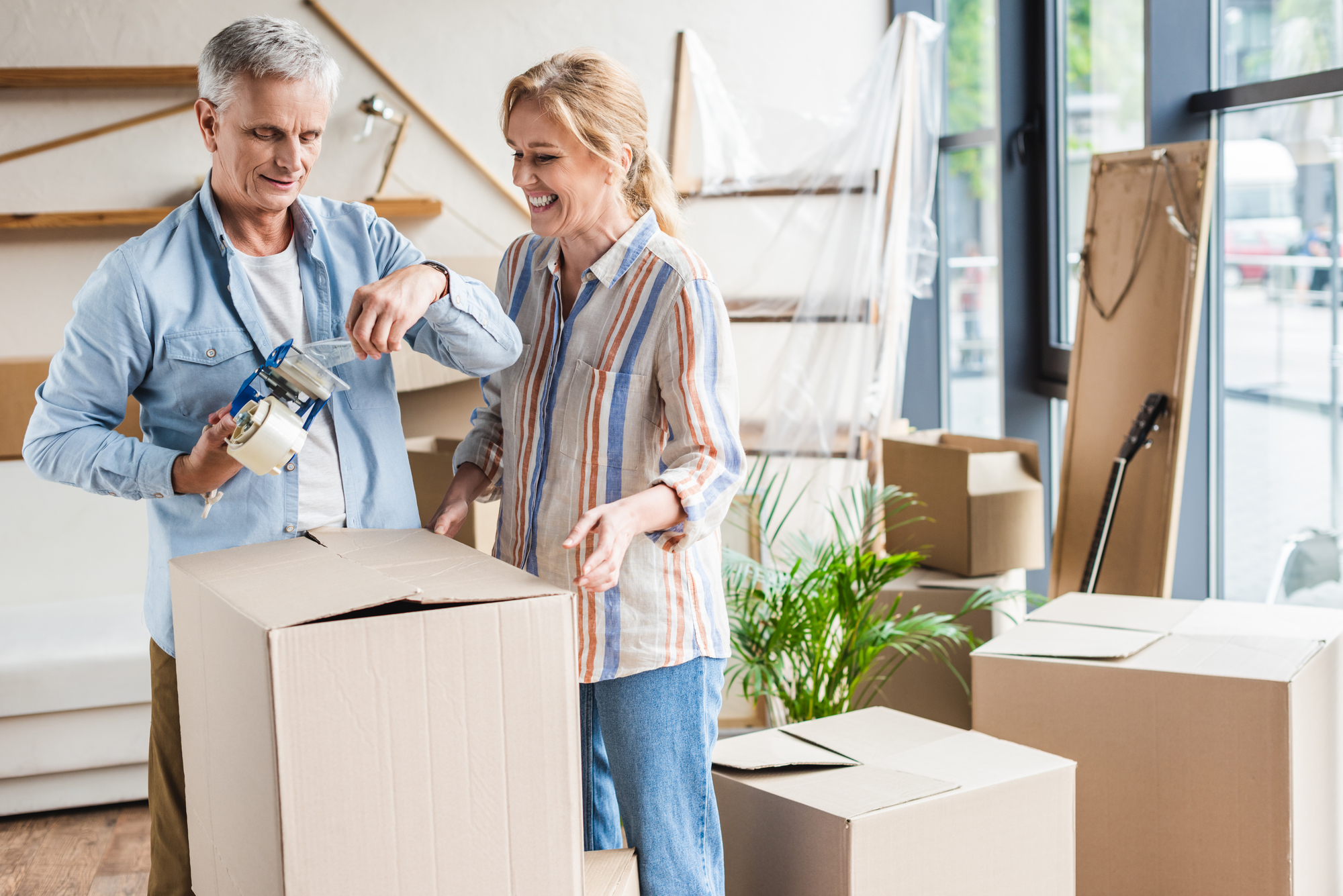 The ultimate guide to downsizing