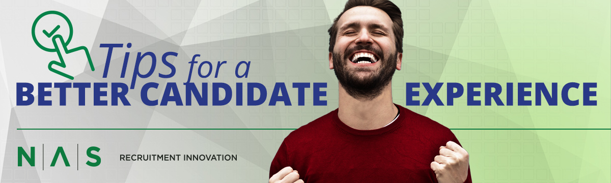 Tips for a better candidate experience