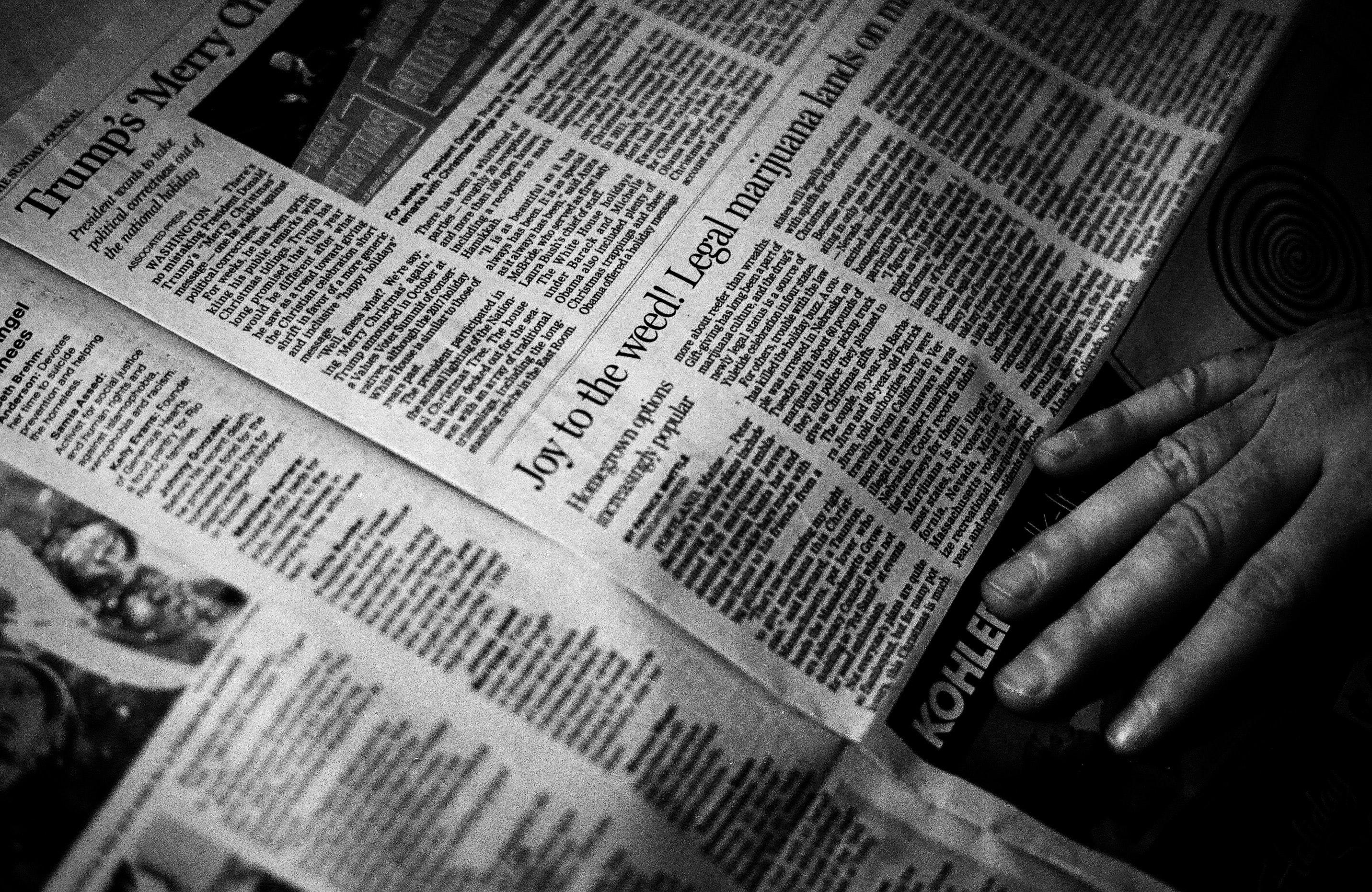 cannabis news as marketing tool