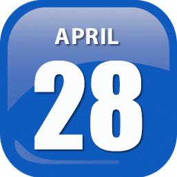 April 28