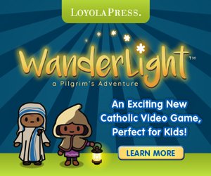 Wander Light, An exciting new catholic video game, perfect for kids!