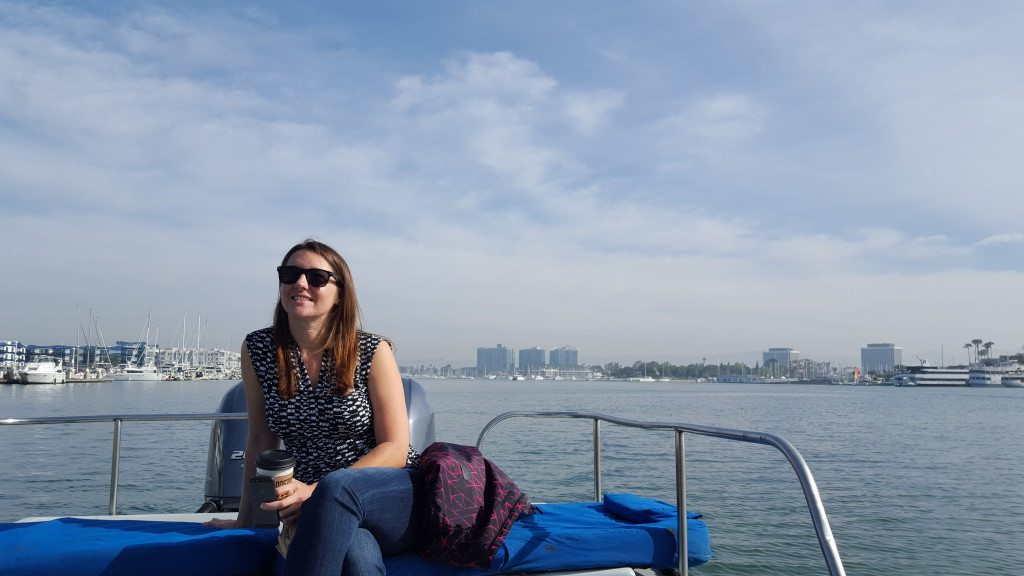 LA Waterkeeper's tour of Santa Monica Bay
