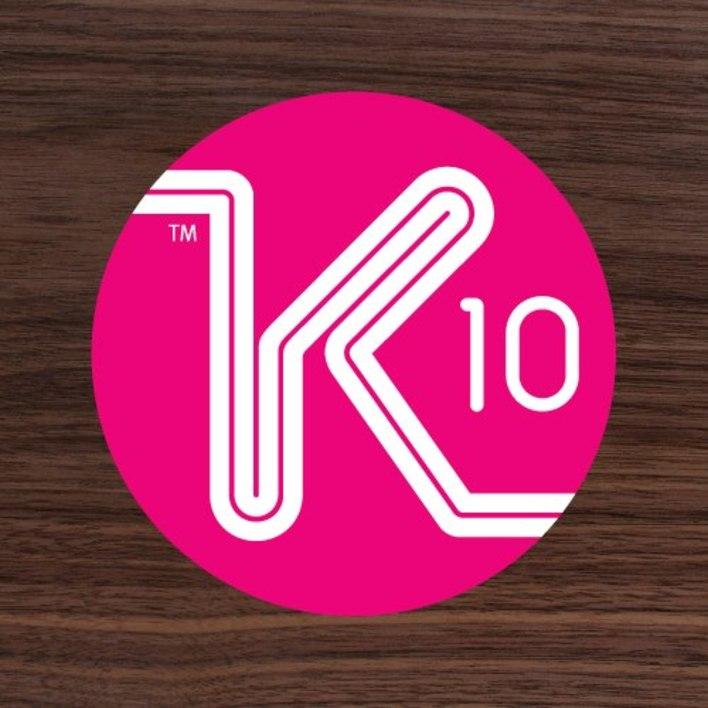 K10 Logo