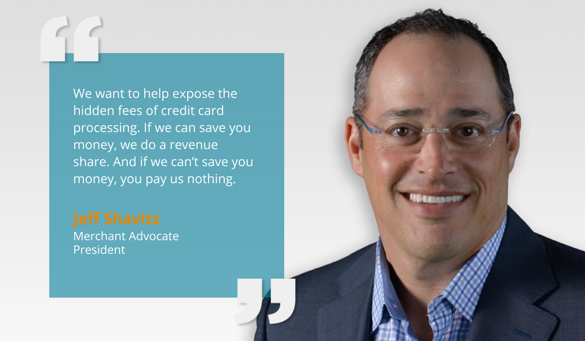 Jeff Shavitz Helps YEC Members Save Money on Credit Card Fees