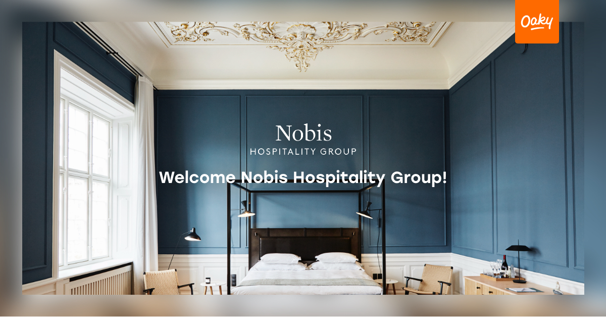 Nobis Hospitality Group using Oaky