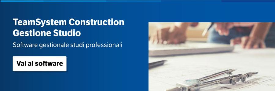 TeamSystem Construction Gestione Studio