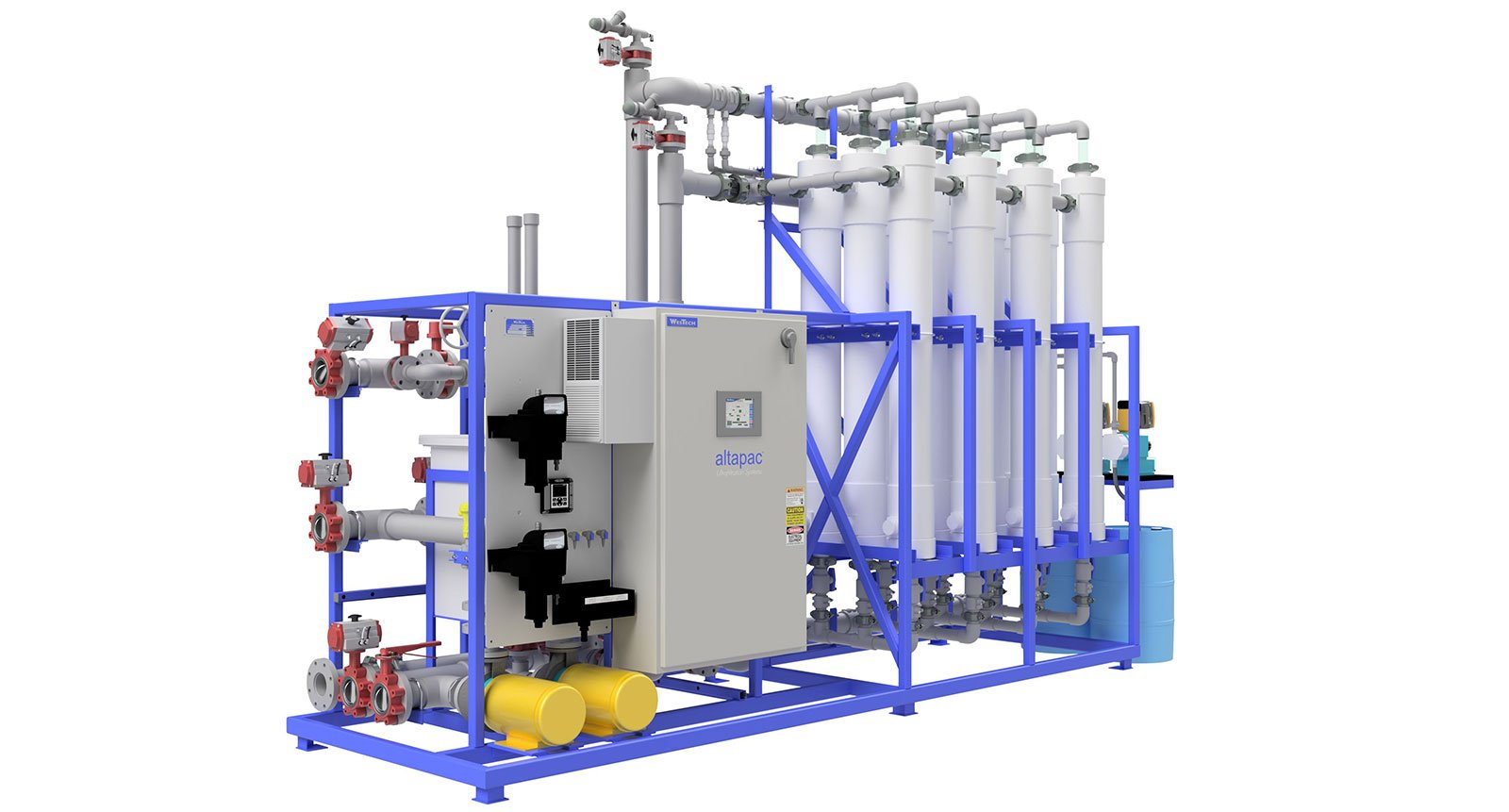 AltaPac™ Ultrafiltration Membrane Package System