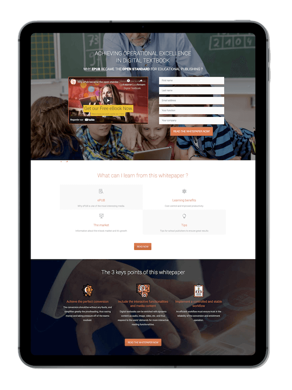 Landing-page-isicrunch-agnce-marketing-wsi