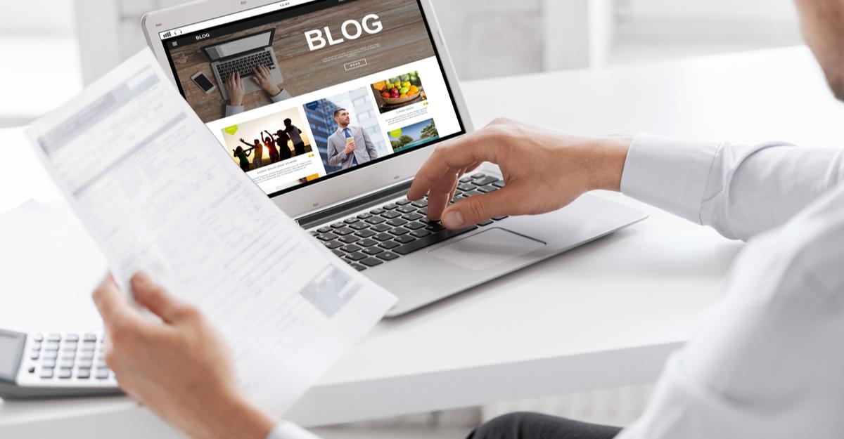 Blog para negocios Impulse