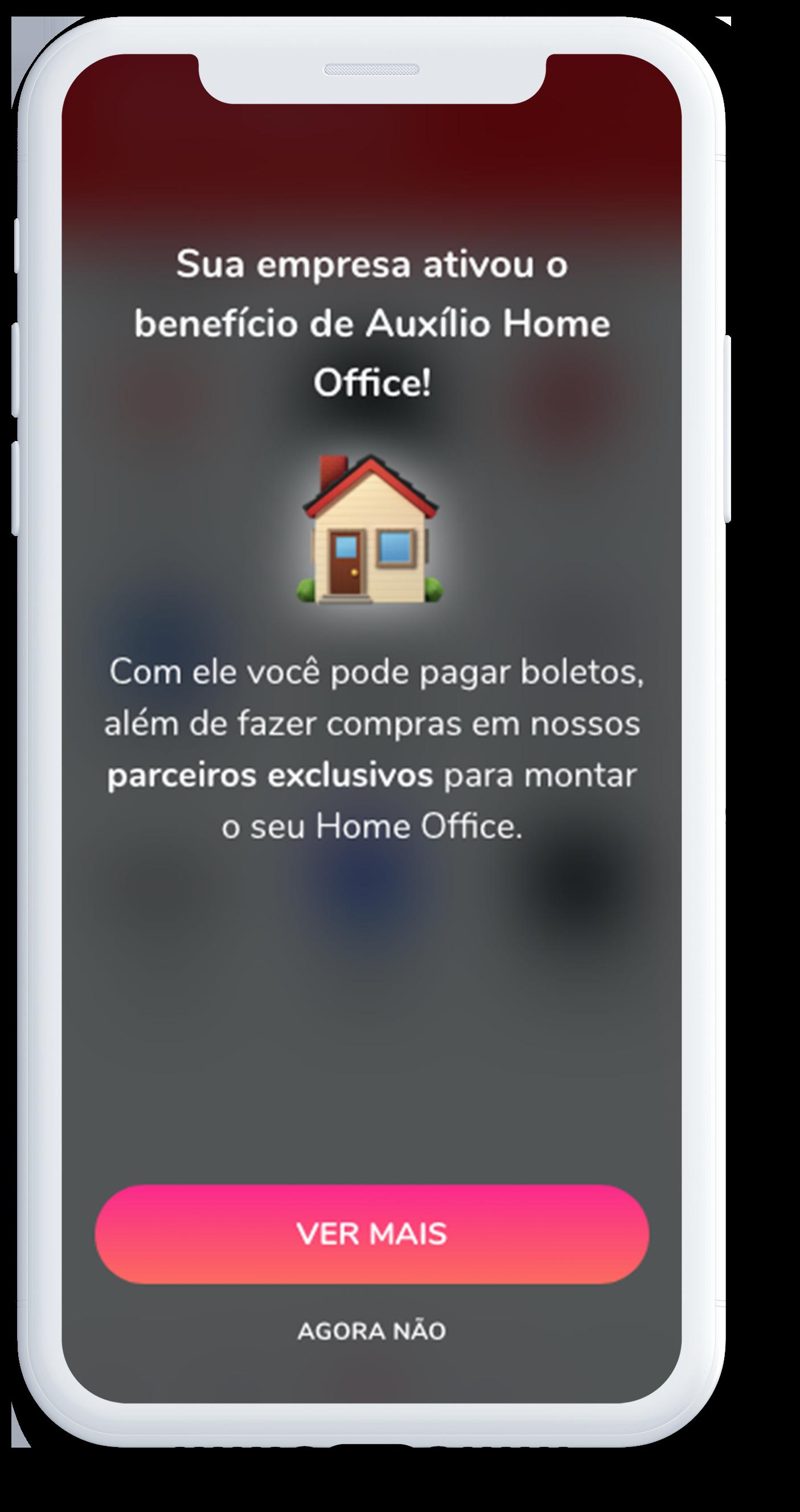 Benefício Home Office