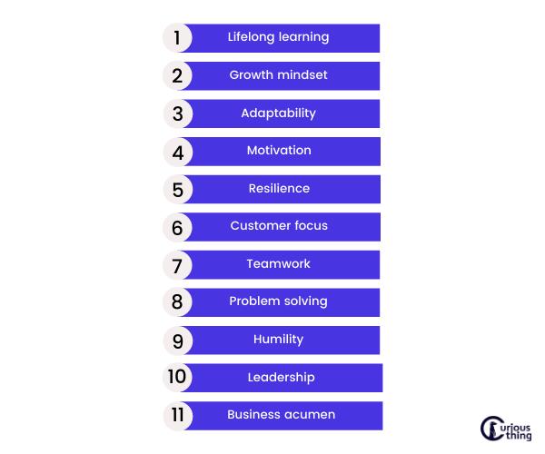 11 Behavioural Traits (3)